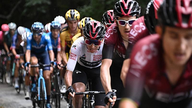 Ciclismo - Criterium du Dauphiné. 2ª etapa: Vienne - Col de Porte - ver ahora