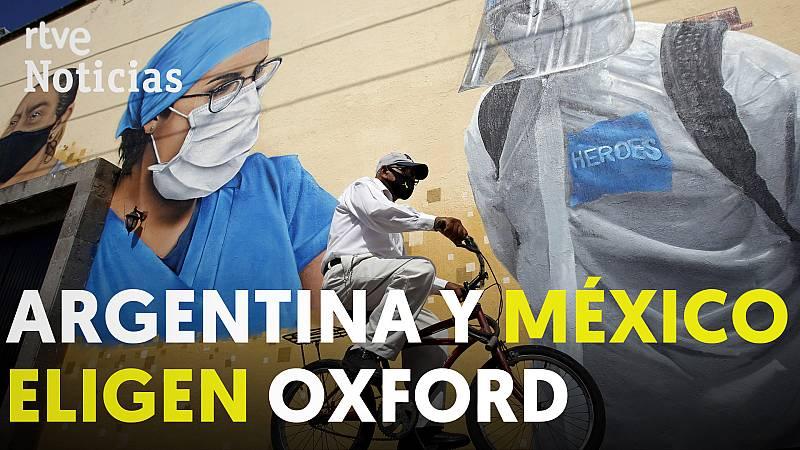 Argentina y México producirán para Latinoamérica la vacuna contra el COVID-19 de la Universidad de Oxford