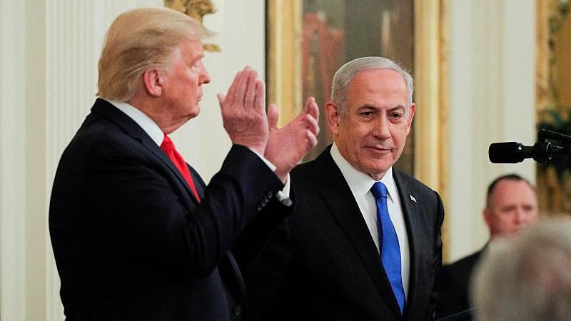 Histórico acuerdo entre Israel y Emiratos Árabes Unidos
