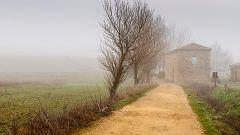 Posibilidad de algún banco de niebla matinal en la Meseta y, dispersos, en el extremo norte interior peninsular