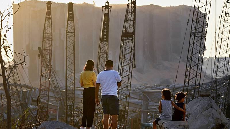 El reto de la reconstrucción de Beirut