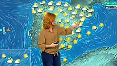 Fuertes tormentas en el Pirineo oriental y bajo Ebro con temperaturas en ascenso