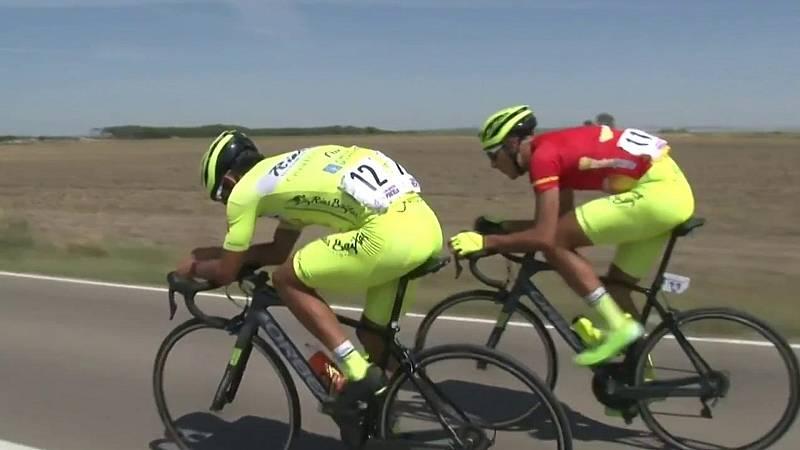 Ciclismo - Copa de España Élite y Sub-23 Copa Valladolid - Memorial Ángel Lozano - ver ahora