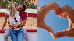 La Mañana: Enrique Ponce y Ana Soria: puro amor en las redes sociales