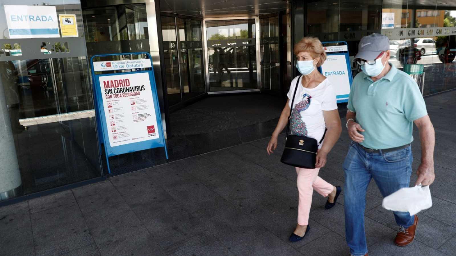 Madrid realizará test PCR en los distritos y municipios con mayor incidencia del virus