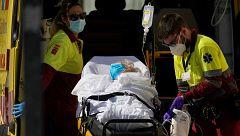 Madrid lidera los contagios diarios en España, donde hay más de 800 brotes activos