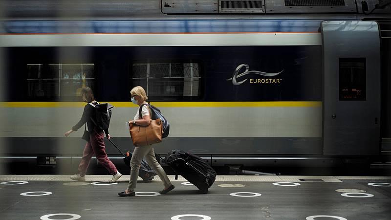 El Reino Unido impone la cuarentena para los viajeros procedentes de Francia