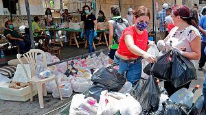 La explosión en Beirut agrava la crisis alimentaria
