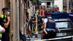 Mueren tres personas en un incendio en el barrio barcelonés de la Barceloneta