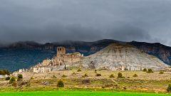 Chubascos y tormentas que podrían ser localmente fuertes en el Pirineo oriental y bajo Ebro