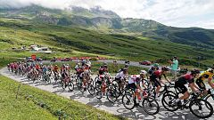 Ciclismo - Criterium du Dauphiné. 3ª etapa: Corenc - Saint Martin de Belleville