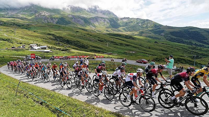 Ciclismo - Criterium du Dauphiné. 3ª etapa: Corenc - Saint Martin de Belleville - ver ahora