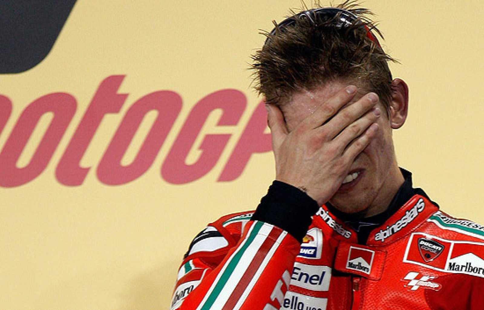 Casey Stoner se perderá, al menos, los 3 próximos Grandes Premios.