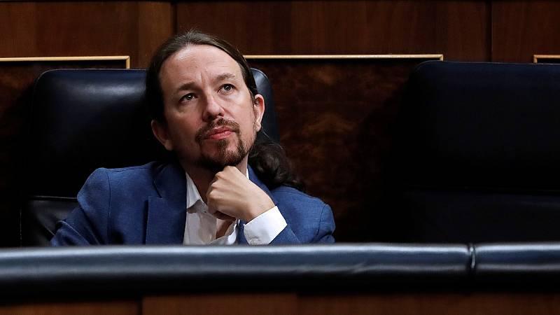 """Iglesias denuncia un """"juicio mediático"""" por la imputación de Podemos"""