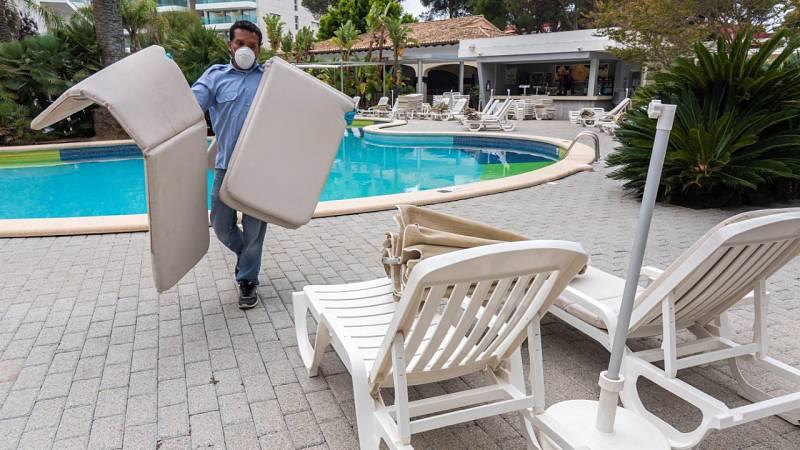 Aumentan las reservas hoteleras de última hora y las cancelaciones por la crisis del coronavirus