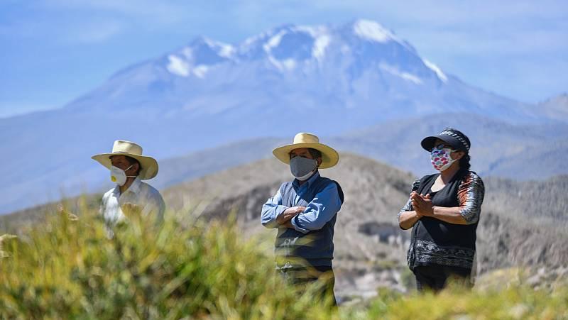 México y Perú: dos formas distintas de afrontar el coronavirus en el epicentro de la pandemia