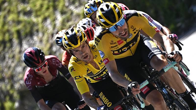 Ciclismo - Criterium du Dauphiné. 4ª etapa: Ugine - Megève - ver ahora