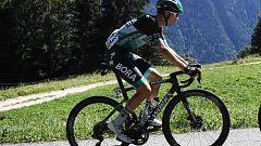 Dauphiné | El alemán Kamna sorprende en la cuarta etapa