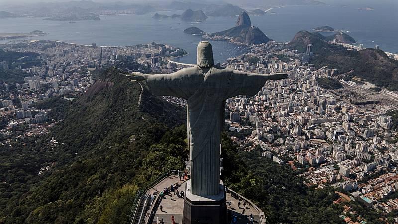 Brasil reabre sus atracciones turísticas más emblemáticas a pesar de que la pandemia sigue sin control