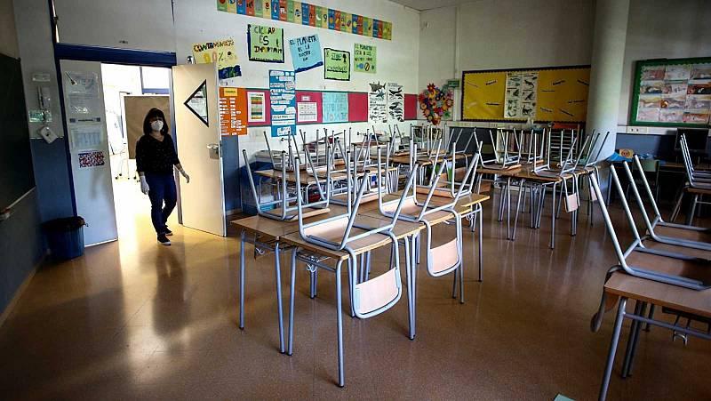 Cómo será la vuelta al cole en España: grupos de convivencia y menos alumnos por aula