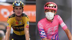 Kuus gana la quinta etapa y Daniel Martínez la general del Dauphiné