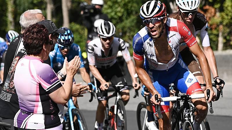 Ciclismo - Criterium du Dauphiné. 5ª etapa: Megève - Megève - ver ahora