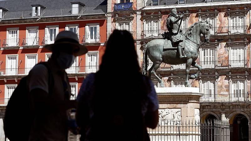 Los turistas que visitan Madrid la consideran una ciudad segura