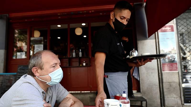 Los expertos avalan el uso de mascarilla para evitar los contagios