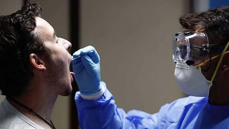 Arrancan los test aleatorios de coronavirus a 6.000 vecinos de Madrid