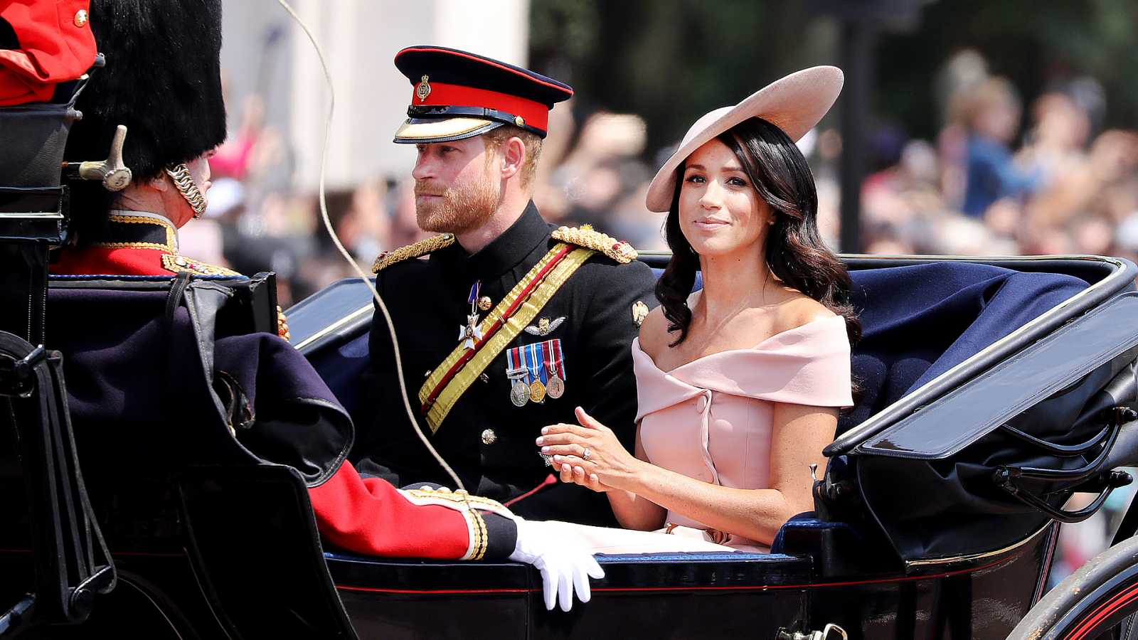 """El """"Megxit"""", un escándalo en la familia real británica"""