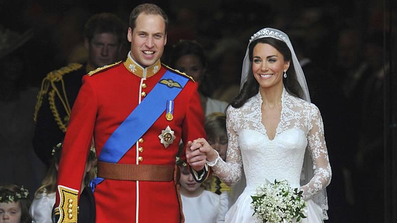William y Kate, una pareja de fantasía