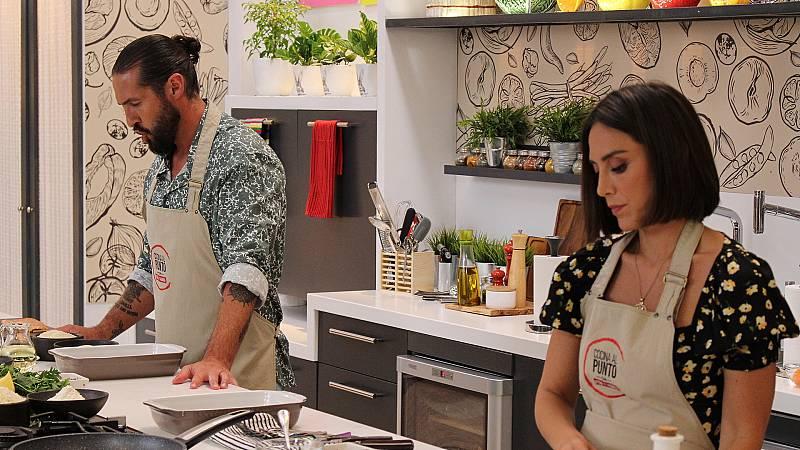 Cocina al punto con Peña y Tamara - El pollo Pita Pinta - ver ahora