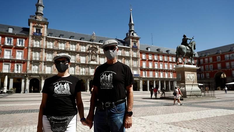 """Simón afirma que la incidencia de Madrid es """"preocupante"""": """"Está en la situación en la que estaba Cataluña hace unas semanas"""""""