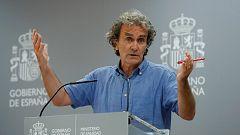 Especial informativo - Coronavirus. Comparecencia de Fernando Simón - 17/08/20