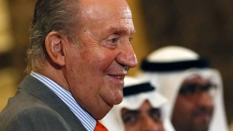 El rey emérito Juan Carlos I está en Emiratos Árabes Unidos desde el pasado 3 de agosto