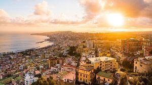 Nápoles, un volcán de vida