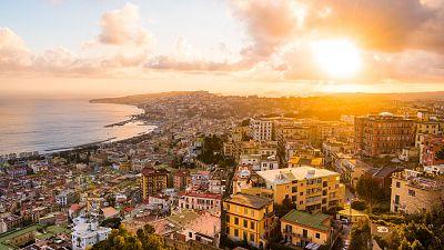 Paraísos cercanos - Nápoles, un volcán de vida - ver ahora