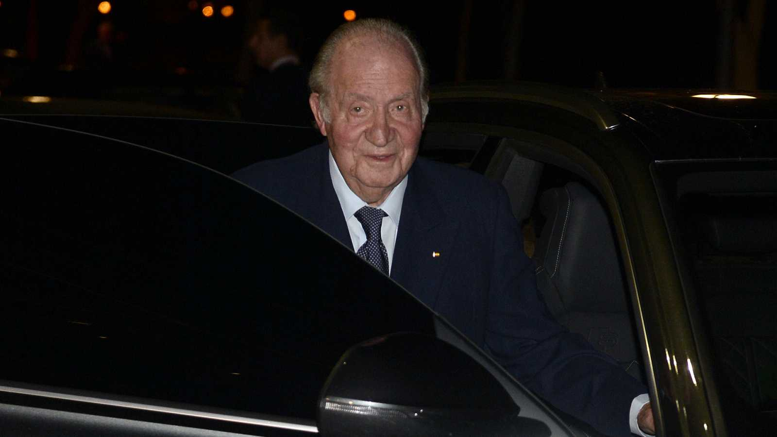 La Mañana - Carmen Enríquez habla sobre el destino de Juan Carlos I