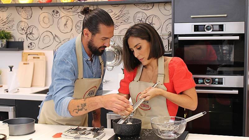 Cocina al punto con Peña y Tamara - El queso de cabra de Huetor Santillán - ver ahora