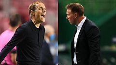 PSG-Leipzig: Tuchel y Nagelsman vuelven a cruzar sus caminos