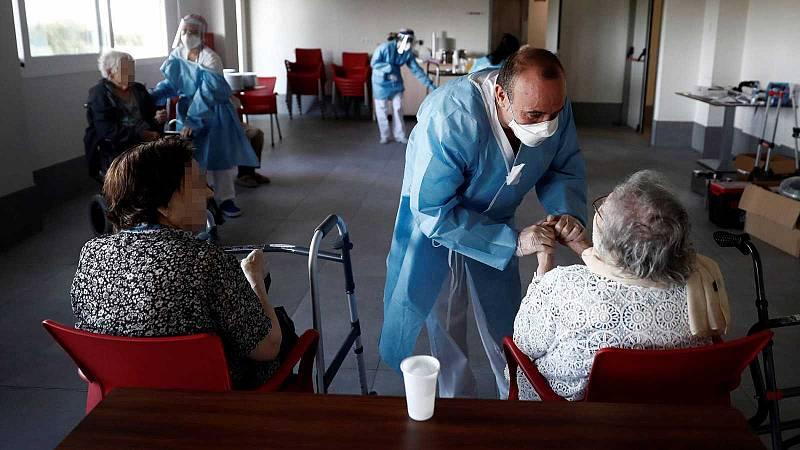 Médicos Sin Fronteras relata el drama de las residencias durante la pandemia y reclama más medidas