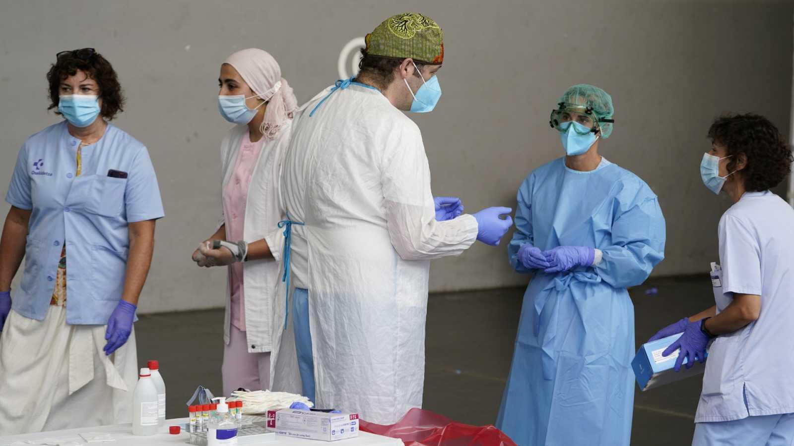 España, el país europeo con mayor tasa de contagios en las dos últimas semanas