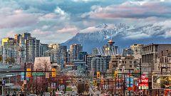 Paraísos cercanos - Vancouver, oeste de Canadá, más allá de la frontera