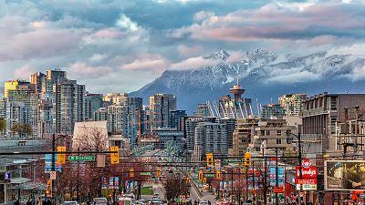 Paraísos cercanos - Vancouver, oeste de Canadá, más allá de la frontera - ver ahora