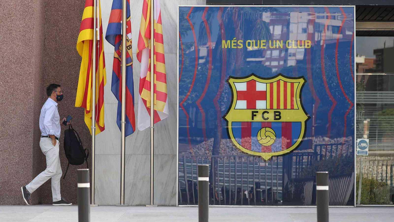 """Bartomeu: """"Messi será el pilar del proyecto de Koeman"""""""