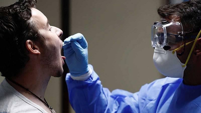 Galicia hará PCR a más de 60.000 personas de entre 18 y 40 años