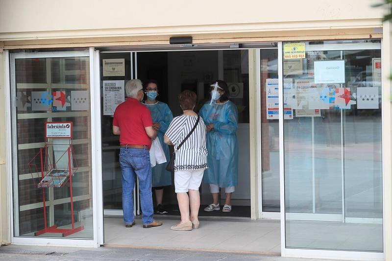 Los centros de salud, al borde del colapso