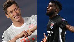 El intratable Bayern busca la final ante el sorprendente Lyon