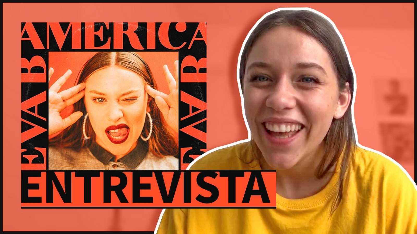 """Eva B: """"Me encantaría estrenar """"América"""" en las fiestas de mi pueblo"""""""