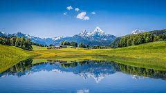 Paraísos cercanos - Suiza, con vistas al cielo